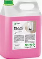 """Жидкое крем-мыло """"GRASS"""" Milana fruit bubbles (5 кг)"""