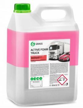 """Автошампунь для бесконтактной мойки """"GRASS"""" Active Foam Truck (6 кг) (пена)"""