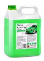 """Автошампунь для бесконтактной мойки """"GRASS"""" Active Foam Extra (6 кг) (пена)"""