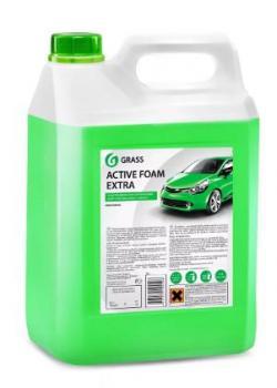 """Автошампунь для бесконтактной мойки """"GRASS"""" Active Foam Extra (6 кг)"""