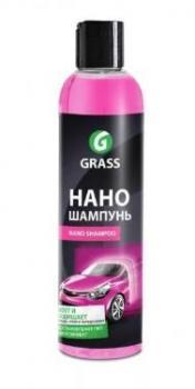 """Автошампунь """"GRASS"""" Nano Shampoo (250 мл)"""