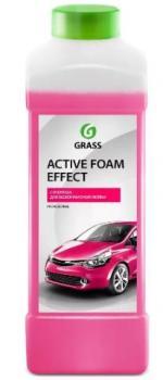 """Автошампунь для бесконтактной мойки """"GRASS"""" Active Foam Effect (1 кг) (пена)"""