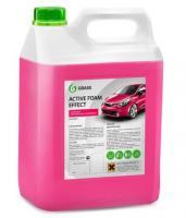 """Автошампунь для бесконтактной мойки """"GRASS"""" Active Foam Effect (6 кг) (пена)"""