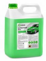 """Автошампунь для бесконтактной мойки """"GRASS"""" Active Foam Eco (5,8 кг) (пена)"""