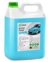 "Автошампунь ""GRASS"" Active Foam (5,5 кг)"