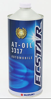 Жидкость для АКПП Suzuki 3317 AT-OIL 1л