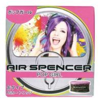 Ароматизатор меловой SPIRIT REFILL - POP GIRL
