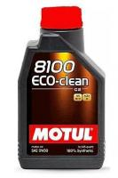 Моторное масло MOUL 8100 Eco-clean 0W30, 1л