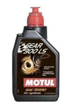 Масло трансмиссионное MOTUL  Gear 300 LS 75W 90 1л