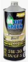 Моторное масло MOLY GREEN BLACK SN/GF-5 5W-30 (1,0л)