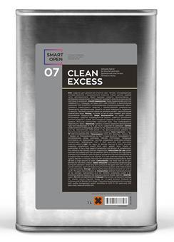 CLEAN EXCESS 07 - деликатный очиститель битума и смолы, 5л.
