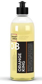 ORANGE KING 08 - универсальный очиститель устойчивых загрязнений с запахом апельсина, 0.5л.