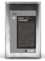 FAST WINNER 15 - быстродействующий очиститель резины, пластика, винила, 1л