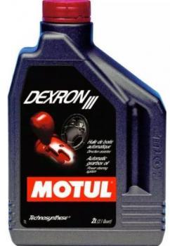 Масло трансмиссионное MOTUL  Dexron III 2л
