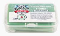 Среднеабразивная полировальная глина зеленая LERATON CL2 100г.