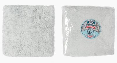 Плюшевая микрофибра для сушки LERATON GREY MAMONTH MF1 80x60