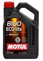 Моторное масло MOTUL  8100 Eco Lite 5w 30, 4л