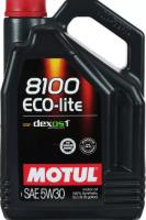 Моторное масло MOTUL 8100 Eco Lite 5w30, 5л