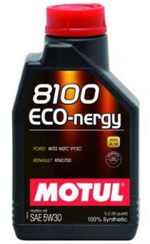 Моторное масло MOTUL 8100 Eco nergy 5w30, 1л