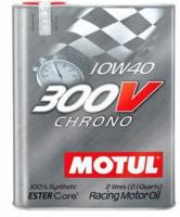 Моторное масло MOTUL 300V Chrono 10W 40, 2л