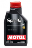 Моторное масло MOTUL Specific 913D 5W 30, 1л