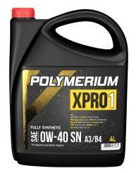 Моторное масло POLYMERIUM XPRO1 0W40 4л