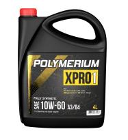 Моторное масло POLYMERIUM XPRO1 10W60 A3/B4 4L