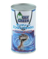 промывочное масло MOLY GREEN ENGINE FLUSHING