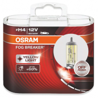 Автолампа OSRAM H4 FOG BREAKER - OFF-ROAD (2шт)
