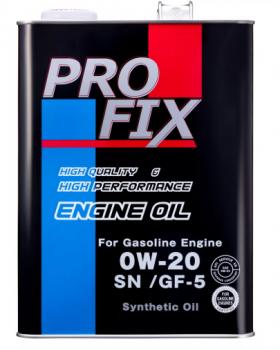 Моторное масло  Profix 0W-20  SN 4л
