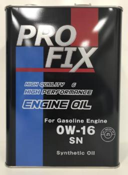 Моторное масло Profix 0W-16 API SN  4л