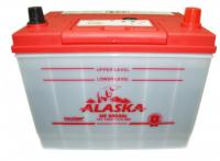 Аккумулятор ALASKA MF 75 80D26L calcium +