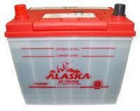 Аккумулятор ALASKA MF 60 75D23R calcium +