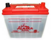 Аккумулятор ALASKA MF 60 75D23L calcium +