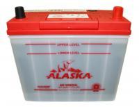 Аккумулятор  ALASKA MF 45 55B24L calcium +