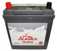Аккумулятор ALASKA CMF 40 42B19R silver+