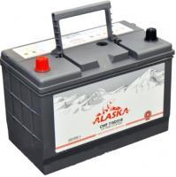 Аккумулятор ALASKA CMF 95 115D31FR silver+