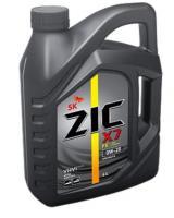 Моторное масло ZIC  0W-20  X7 FE , 4л