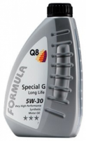 Моторное масло Q8 FORMULA SPECIAL G LONG LIFE 5W-30 1л