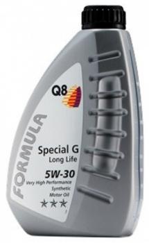 Моторное масло Q8 FORMULA SPECIAL G LONG LIFE 5W-30 1л