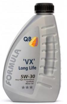 Моторное масло Q8 FORMULA VX LONG LIFE 5W-30 1л