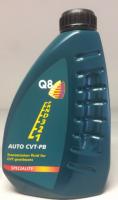 Масло для вариатора Q8 Auto CVT-PB (1 литр)