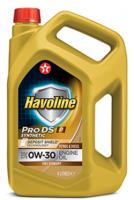 Моторное масло TEXACO HAVOLINE PRODS P 0W-30 4л