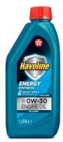 Масло для легкового транспорта TEXACO HAVOLINE ENERGY 0W-30 1л