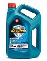 Синтетическое моторное масло TEXACO HAVOLINE ENERGY MS 5W-30 4л