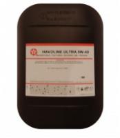 Синтетическое моторное масло TEXACO HAVOLINE ULTRA 5W-40 20л