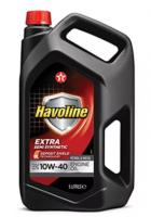 Моторное масло для легкового транспорта TEXACO HAVOLINE EXTRA 10W-40 5л