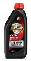 Масло для легкового транспорта TEXACO HAVOLINE EXTRA 15W-40 1л