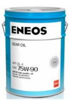 Трансмиссионное масло ENEOS GEAR GL-4 75W90 20л
