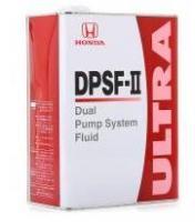 Масло трансмиссионное HONDA DPSF-II 4 л